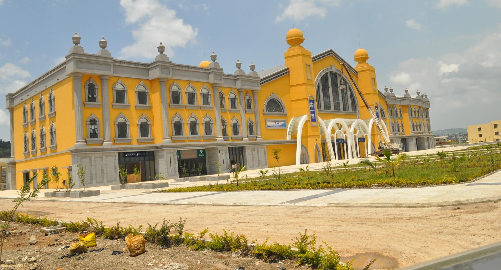Image result for djibouti rail station lebu
