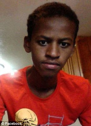 Stowaway: This is Yahya Abdi, 15, the boy who stunned the world when he flew for more than five hours in the wheel well of a Boeing 767 from California to Hawaii on an apparent mission to visit his mother in Somalia
