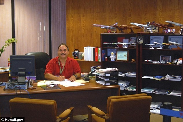Manager: This is Marvin Moniz, the Maui District Airport manager responsible for Kahului Airport