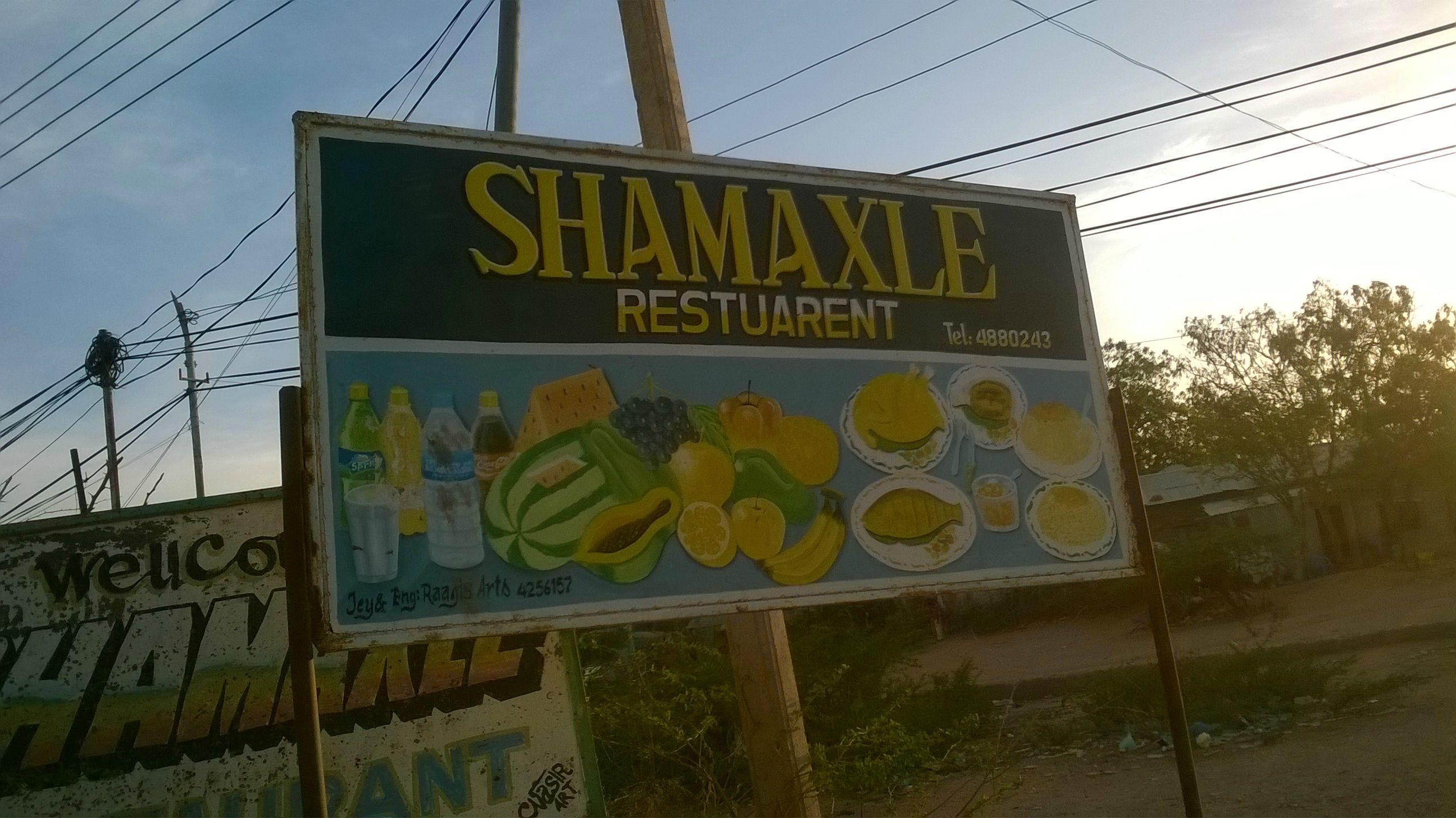 Shamaaxle
