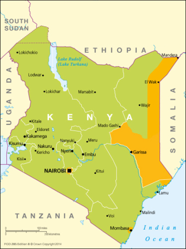FCO 285 - Kenya Travel Advice Edition 7 [WEB]
