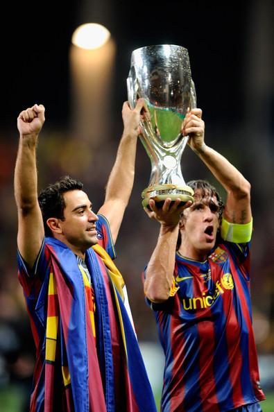 Barcelona+v+Shakhtar+Donetsk+UEFA+Super+