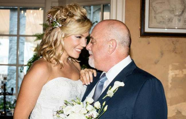 Billy Joel is listed (or ranked) 18 on the list 29 Famous Men Who Married Much Younger Women