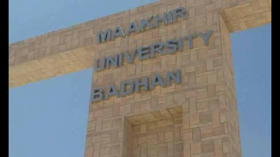 Image result for maakhir university