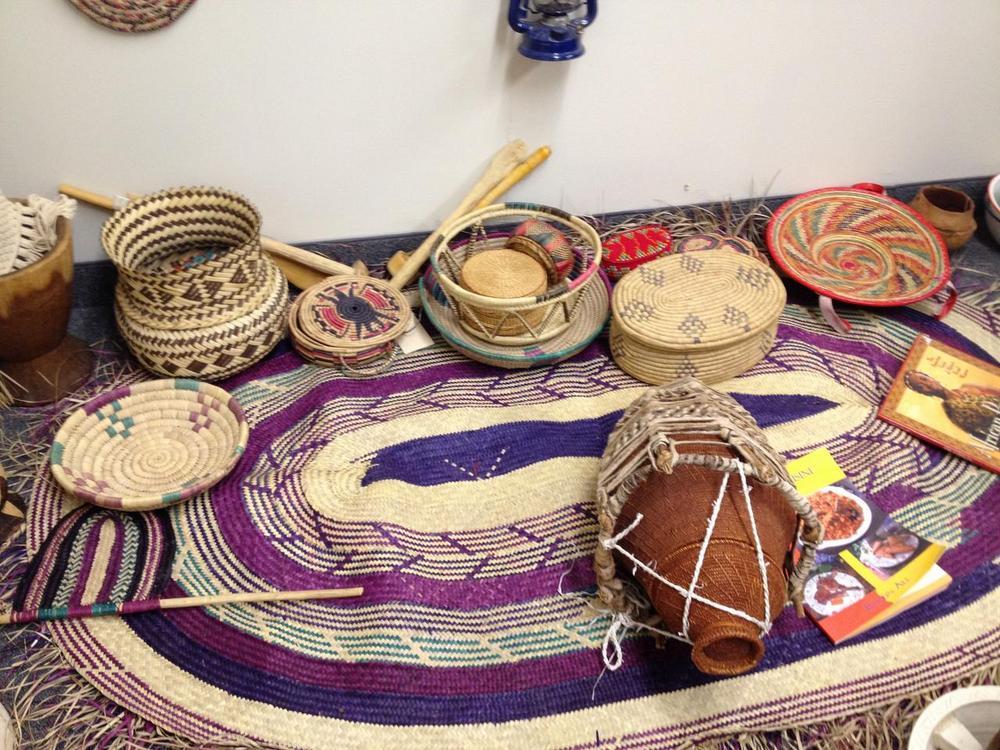 Somali Arts And Crafts