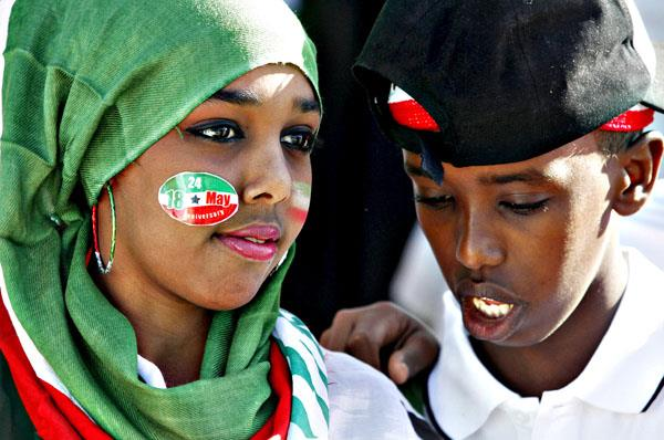Somaliland is searching for recognition. Many in the South think that losing Somaliland feels like losing an arm.