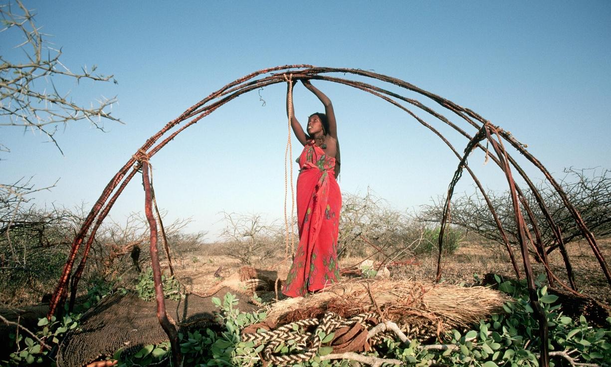 somali-hut